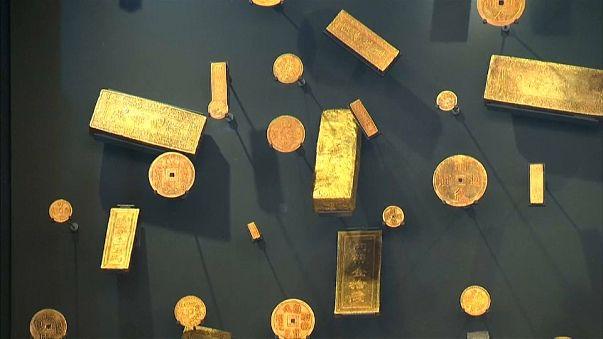 Monnaie de Paris : d'or et de lumière