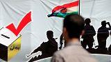 Auszählung nach Wahl im nordirakischen Kurdistan