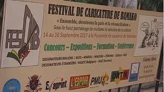 First cartoon festival held in Mali