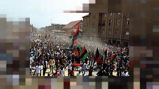 Nigeria : une soixantaine de militants pro-Biafra jugés après des violences