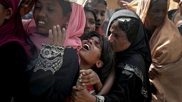 Mianmar: nincs népirtás, rohingják sincsenek