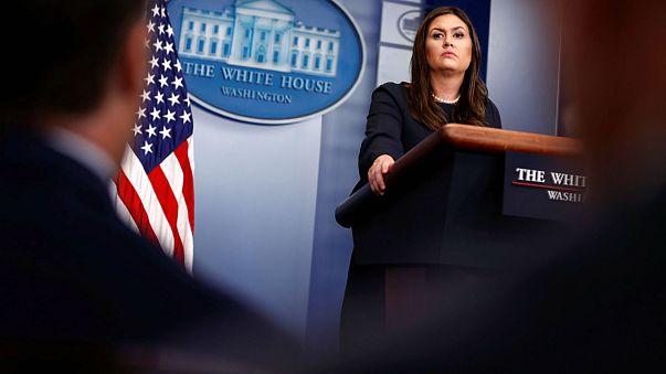"""Beyaz Saray'dan Kuzey Kore'ye """"savaş ilanı"""" yanıtı"""