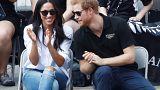 İngiliz Prens Harry kız arkadaşıyla ilk kez görüntülendi