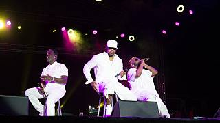 Legendary R&B music group Boyz II Men comes alive in Zambia