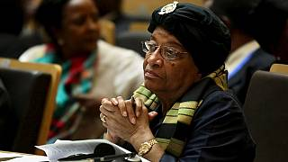 'It's time for generational change': Liberia's Sirleaf tells longtime African leaders