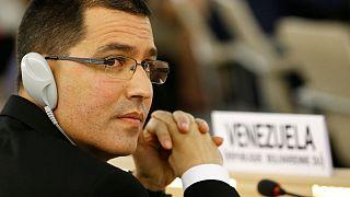 """Caracas e o """"terrorismo psicológico"""" dos EUA"""