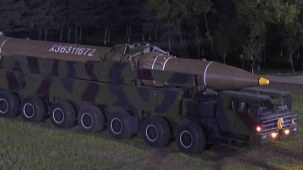 Mozgósít Észak-Korea?
