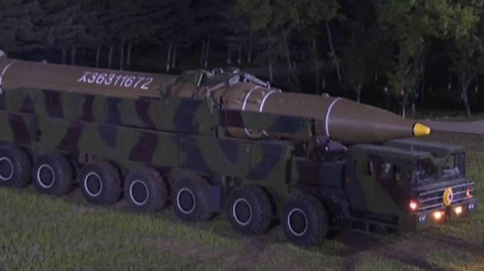 La Corée du Nord sur la défensive ?