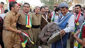 نتایج غیر رسمی همه پرسی استقلال کردستان عراق: موافقان با ۹۳ درصد پیشتاز
