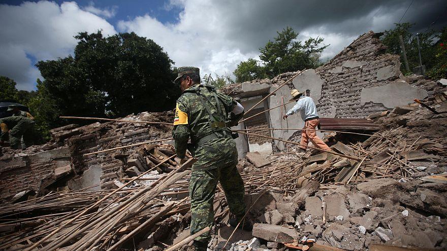 Μεξικό: Σβήνουν οι ελπίδες για επιζώντες από το σεισμό