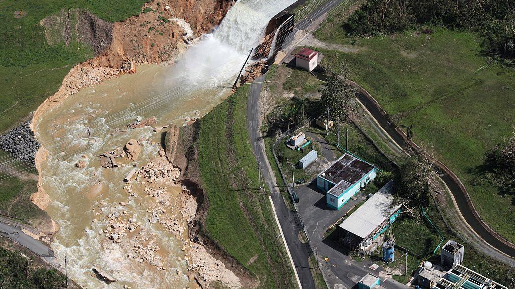 """Furacão"" Trump fustiga dívida de Porto Rico"