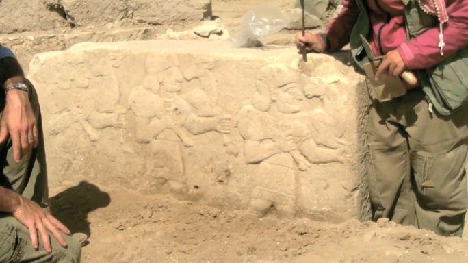Les plus vieux sceaux du monde, des traces du royaume hittite