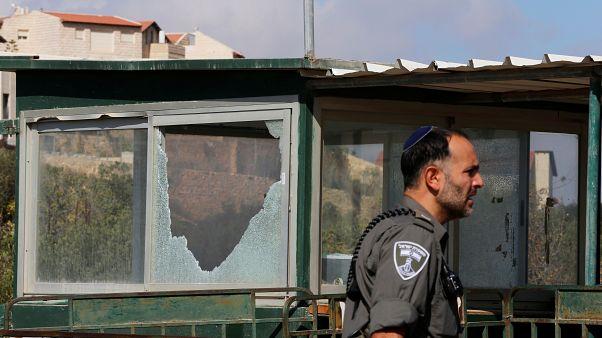 فلسطيني يقتل ثلاثة جنود إسرائيليين في إطلاق نار في الضفة الغربية