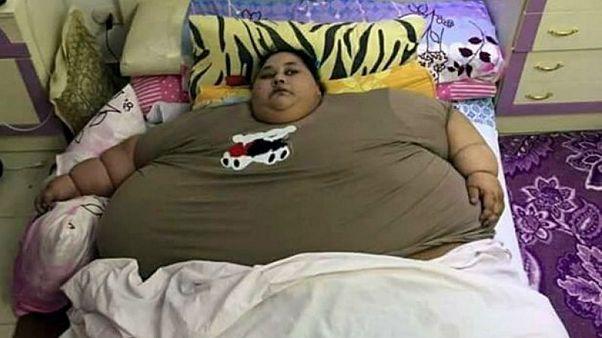 سنگین وزن ترین زن جهان درگذشت
