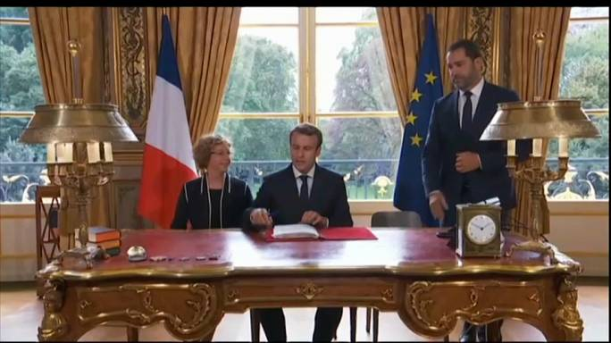 "Impasse em Berlim ensombra ""discurso europeu"" de Macron"