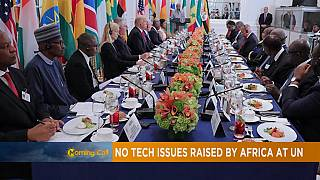 African leaders made no tech statements at UN Assembly [Hi-Tech]