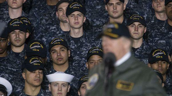 Az első női katonatiszt a tengerészgyalogságnál