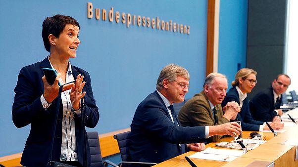 Frauke Petry, la lider ultraderechista alemana que dio con la puerta en las narices a su partido