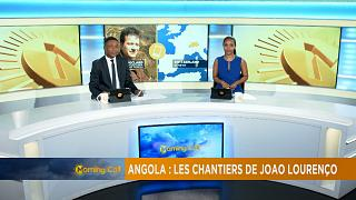 Angola : Joao Laurenço prend ses fonctions [The Morning Call]
