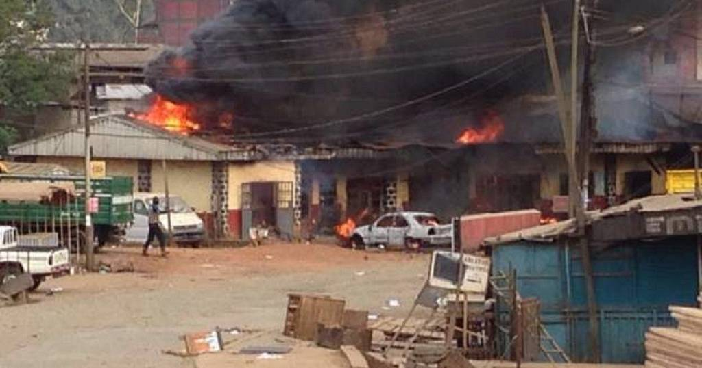 Crisis In Cameroon S Anglophone Region U S Issues Travel