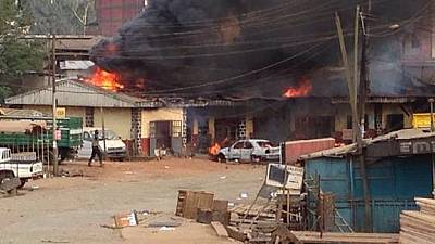 Crisis in Cameroon's Anglophone region: U.S. issues travel alert