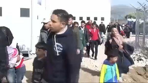 Расселить беженцев по ЕС не удалось