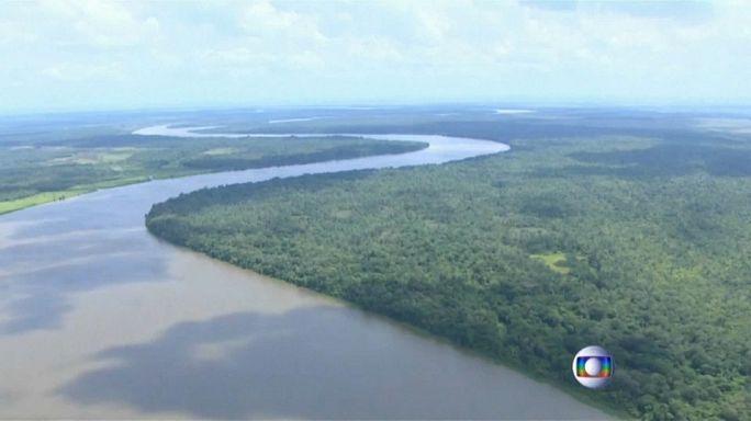 Megmenekült az Amazonas egy része