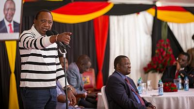 Mises en garde du président kényan contre l'opposition