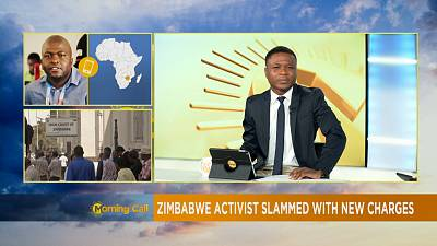 Zimbabwe : Evan Mawarire plaide non coupable [The Morning Call]
