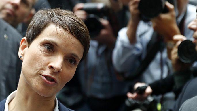 AfD-Chefin Petry kündigt Austritt aus AfD an