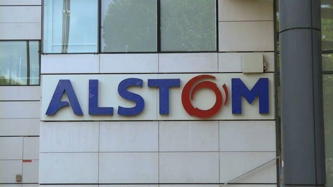 Nozze fatte tra Alstom e Siemens