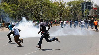 Kenya : des manifestations contre la Commission électorale dispersées par la police