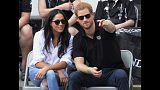 Harry herceg és barátnője először jelentek meg együtt