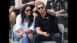 Harry and Meghan go public