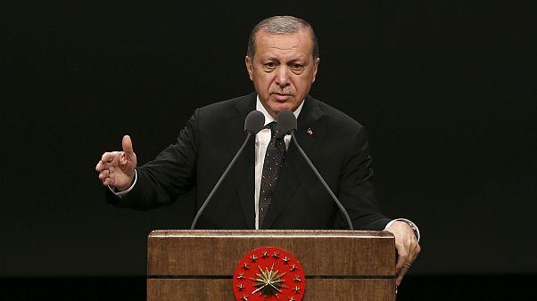 Erdoğan: Barzani'nin bu yanlışa düşeceğine ihtimal vermiyorduk. Yanıldık