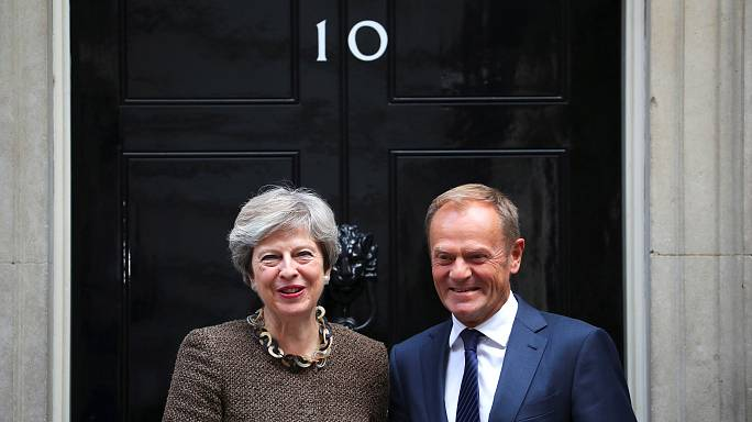 Tusk praises UK attitude change, but says more progress needed in Brexit talks