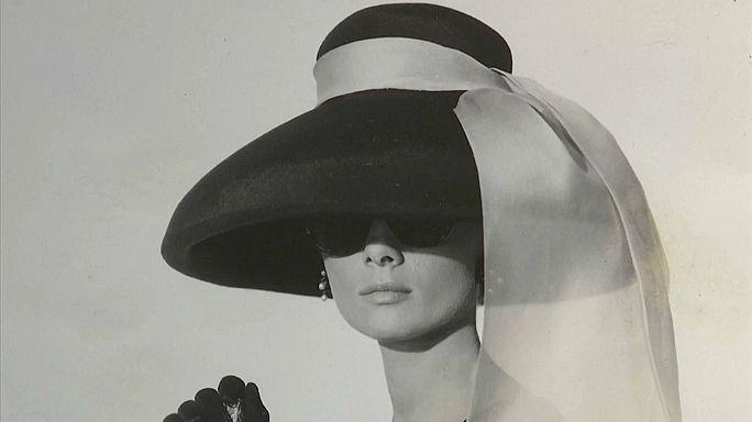 A rare glimpse into Audrey Hepburn's life