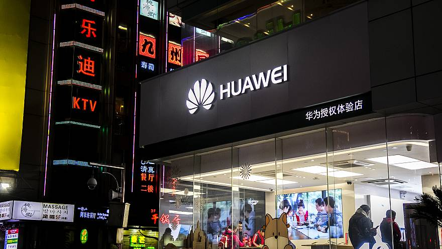 Google halts business with Huawei after company is blacklisted