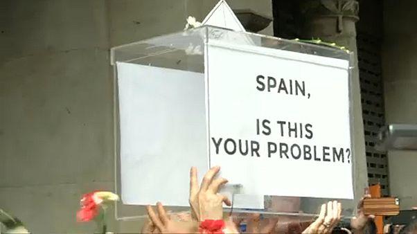 Kételyek a katalán referendum előtt
