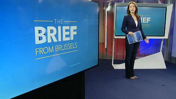 """Breves de Bruxelas"": discurso de Macron e quotas para refugiados"