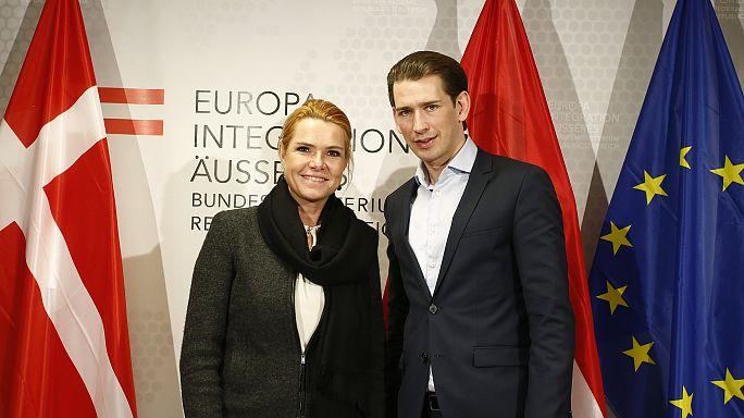 بحجة الدفاع عن حرية التعبير وزيرة دنماركية تنشر صورة مسيئة للنبي محمد