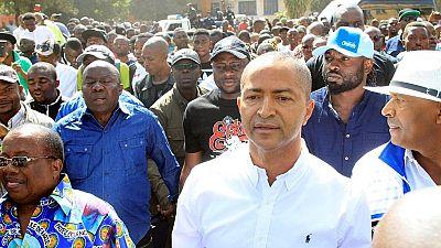 """RDC : l'opposant Katumbi veut faire appel """"à la rue"""" si Kabila reste au pouvoir"""