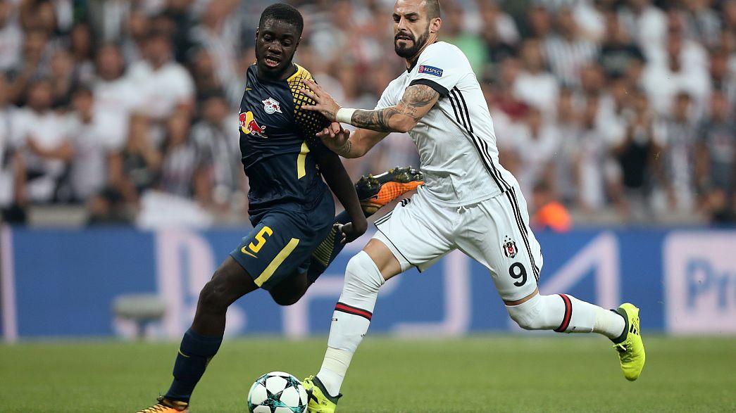 Ligue des champions : les gros assurent, Monaco déchante