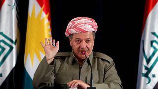 """Presidente do Curdistão iraquiano reclama vitória do """"Sim"""" em referendo"""