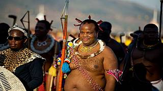 Swazi King picks 14th wife weeks after annual Reed Dance ceremony