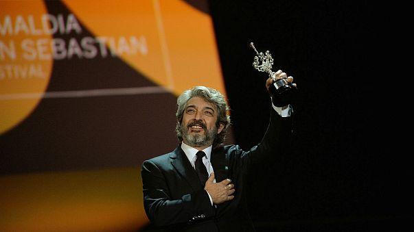 Ricardo Darín recebe Prémio Donostia em San Sebástian