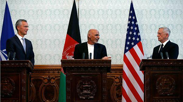طالبان: هدف حملات راکتی کابل جیمز ماتیس وزیر دفاع آمریکا بوده است