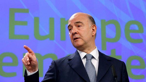 Π.Μοσκοβισί: Η ανάπτυξη στην Ελλάδα επιστρέφει