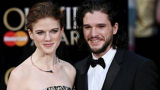 Game of Thrones actors Rose Leslie and Kit Harington engaged
