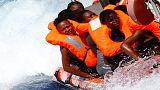 مشروع إيطاليا الاستثماري لوقف تدفق المهاجرين الأفارقة